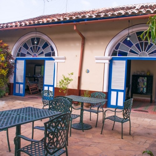 Hostal Colonial Alelusa