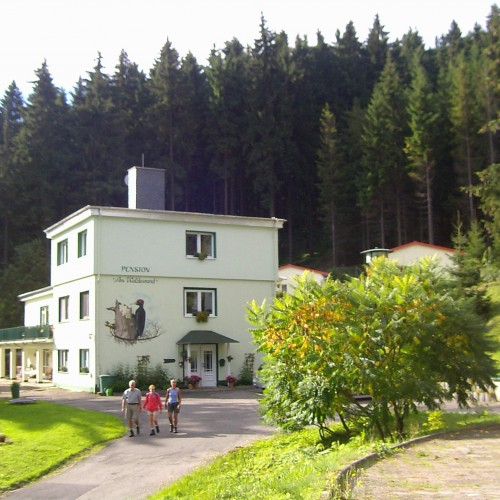 Pension am Waldesrand