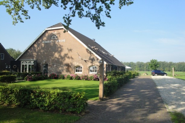 Bed and breakfast Oranjehoeve in Helenaveen