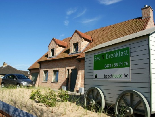 Beachhouse B&B