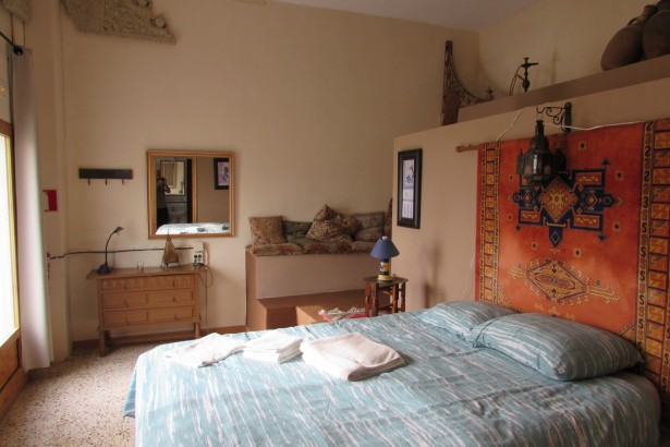 Bed & Breakfast Villa Pico - Moorish room